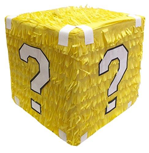 Surprise Box Pinata (Super Mario Pinata)