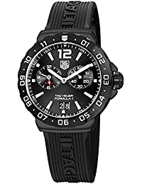 Formula 1 Titanium Chronograph Mens watch - Black