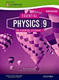 Science for Cambridge Secondary 1- Stage 9 Physics Workbook, Darren Forbes, 140852077X
