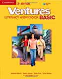 Ventures Basic Literacy Workbook with Audio CD