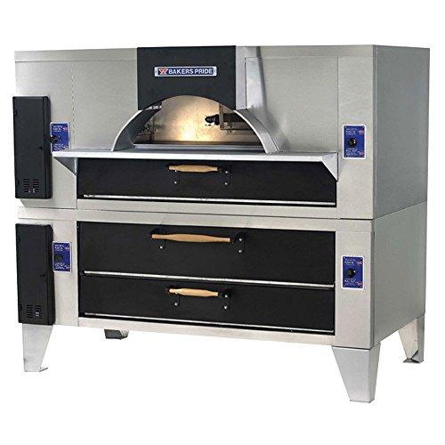 Bakers Pride FC-816/Y-800BL Double Deck Il Forno Classico Pizza Oven