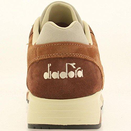 Diadora Hombres S8000 S Ita (marrón / Champiñón)