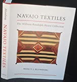 img - for Navajo Textiles: The William Randolph Hearst Collection by Nancy J. Blomberg (1988-07-01) book / textbook / text book