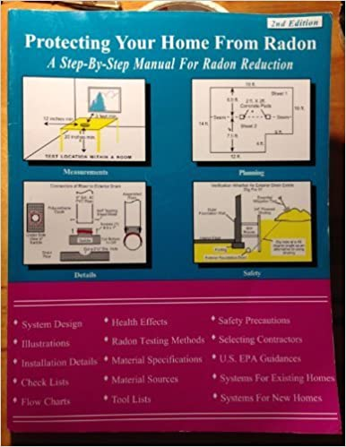 Book Protecting Your Home from Radon: A Step-by-Step Manual for Radon Reduction by Kladder, Douglas L., Burkhart, James F., Jelinek, Steven R.(September 1, 1995)