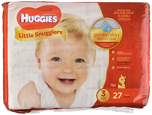 Huggies Little Snugglers Diapers Size