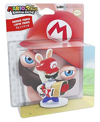 Mario   Rabbids Kingdom Battle Pvc Figure Rabbid Mario 8 Cm Ubisoft Mini Figures