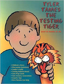 Book Tyler Tames the Testing Tiger