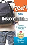 The Teen Bill of Responsibilities, Stephen Smoke, 1494966379