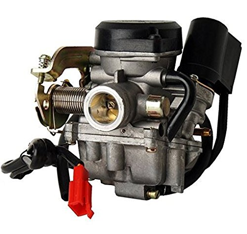 Scooter Carb Carburetor 50cc 19mm Chinese GY6 139QMB Moped 49cc 60cc SUNL, - Cheap Moped Scooter