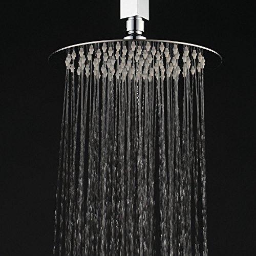 Shower Head Stainless Showerhead Adjustable