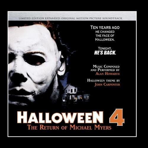 Hallowen 4: The Return of Michael Myers (Original Motion Picture Soundtrack)]()
