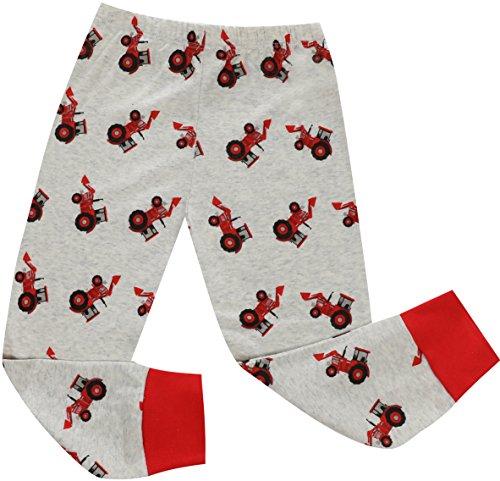 a26e1107cdd4 shelry Boys Truck Pajamas Christmas Toddler 2-Piece Pjs for Kids ...