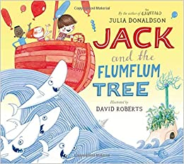 Image result for jack and the flumflum tree