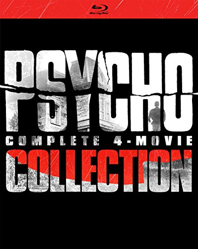 Psycho Complete 4 Movie Collection Blu ray product image