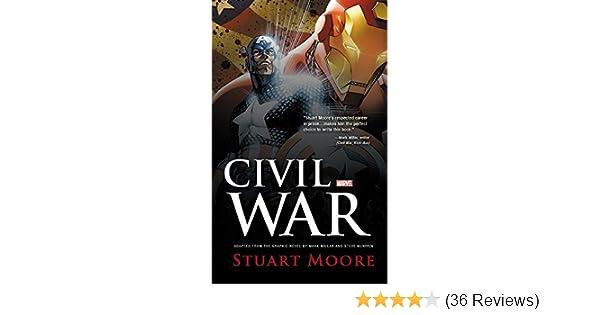 Civil War Prose Novel: Stuart Moore: 9780785160366: Amazon
