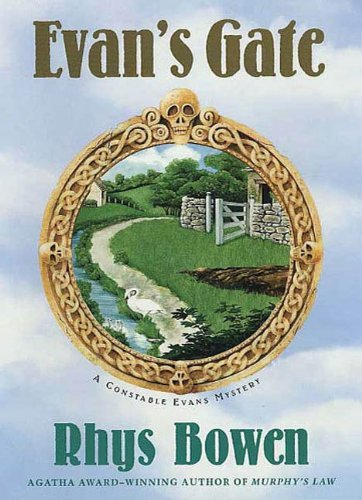Evan's Gate: A Constable Evans Mystery (Constable Evans Mysteries Book - Town 8 Gate