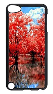 Brian114 Case, iPod Touch 5 Case, iPod Touch 5th Case Cover, As In Fairy Tales Retro Protective Hard PC Back Case for iPod Touch 5 ( Black )