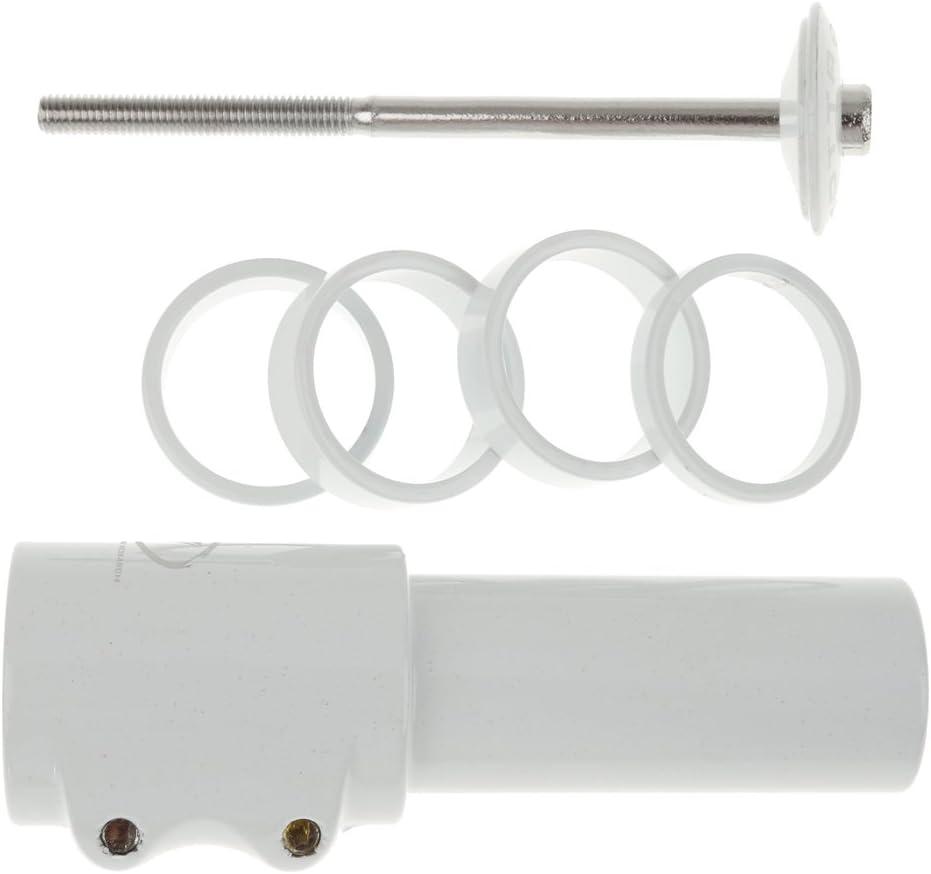 Bicycle Bike Handlebar Aluminum Alloy Fork Stem Riser Raiser Lifter Extender Adapter