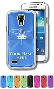 Personalized Case/Cover for Samsung Galaxy S4 Mini - DISC GOLF - Engraved for FREE