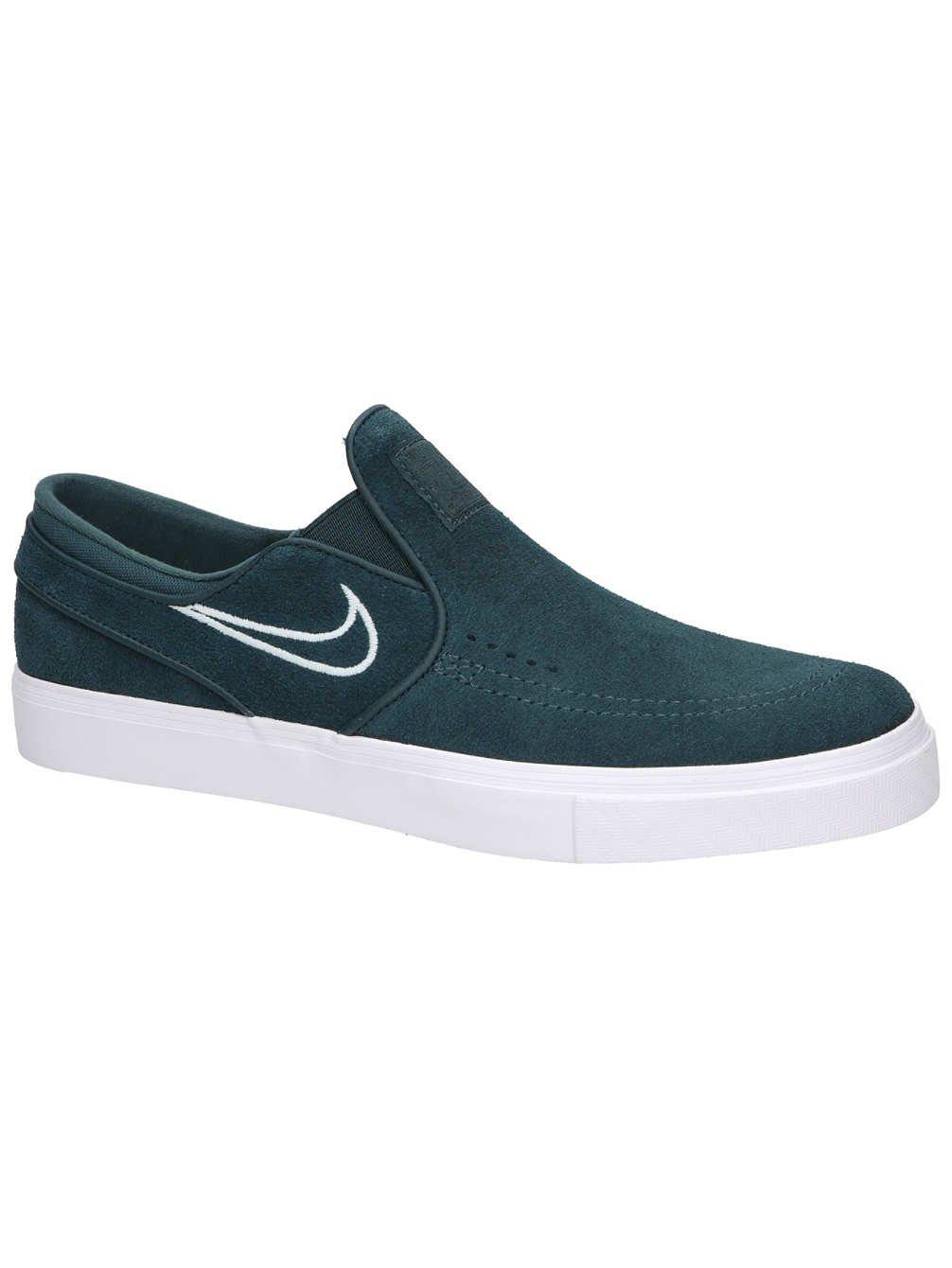 brand new 366af 0d265 Nike, Scarpe da Skateboard Uomo, (Deep Jungle Barley Barley Barley grigio  W), 9.5 B07DPW8M97 Parent   Vogue   Nuove Varietà Vengono Introdotti Uno  Dopo ...