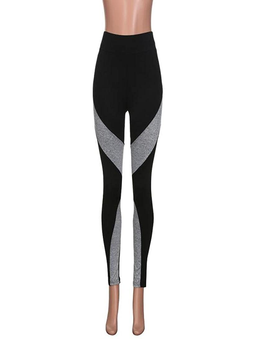 iYYVV Women Workout Out Pocket Leggings Fitness Sports Gym Running Yoga Athletic Pants