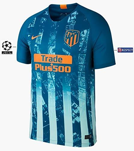 Atletico Madrid Trikot Kinder 2018-2019 Third UCL Griezmann 7