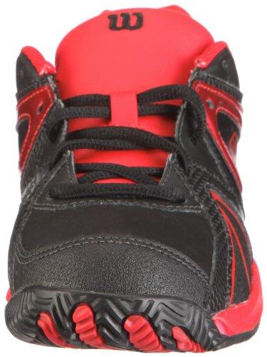 Wilson Trance Impact Jr WRS985100135 - Zapatillas de tenis para niños Negro