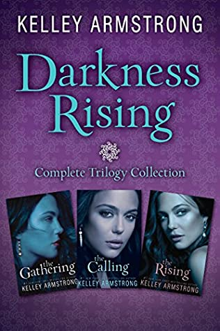 book cover of The Darkness Rising