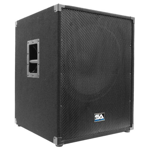 Cab Speaker Cabinet - Seismic Audio - 18