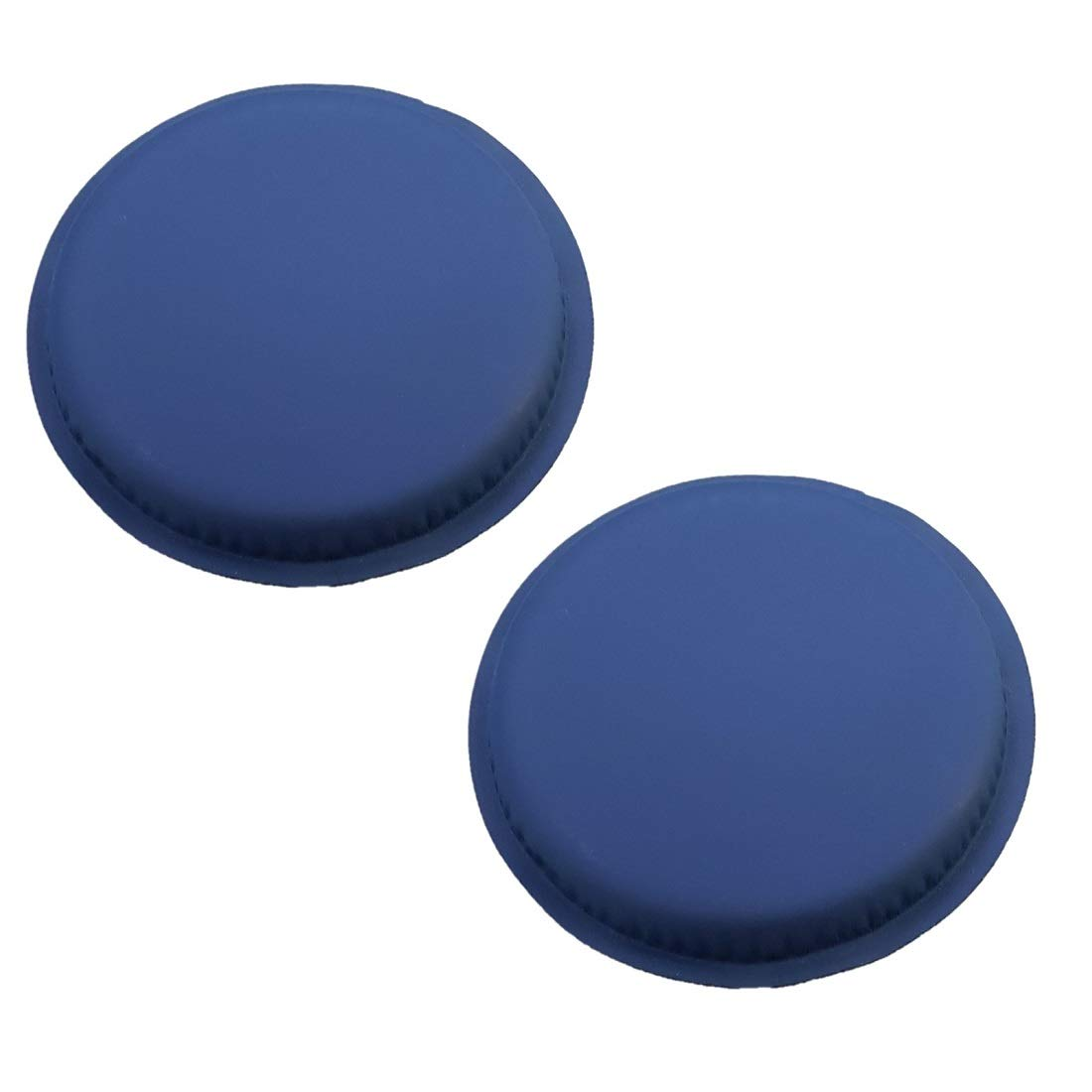 ULTRAGEL''Gaming'' Super Comfy Palm/Wrist Gel Pads for Notebook, Netbook, and Laptop (4.30 Disc/Pair, Blue) by ULTRAGEL