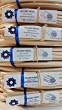 1 Pound Coil of Round Reed for Basket & Wicker