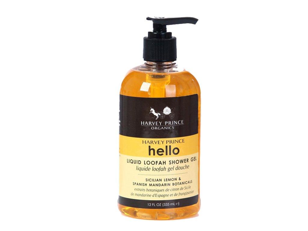 Harvey Prince Organics Hello Liquid Loofah, 12oz HPOB4