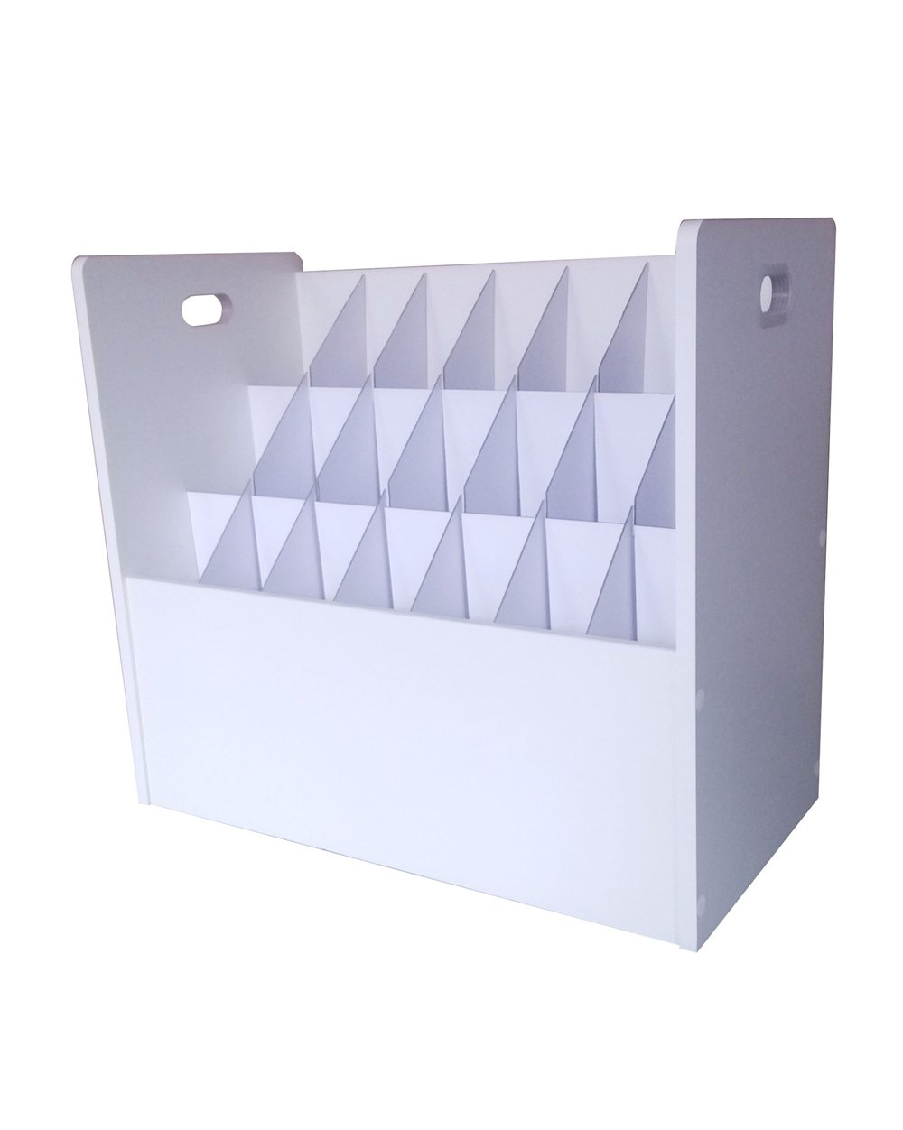 FixtureDisplays 21 compartments file organizer15126 15126 by FixtureDisplays