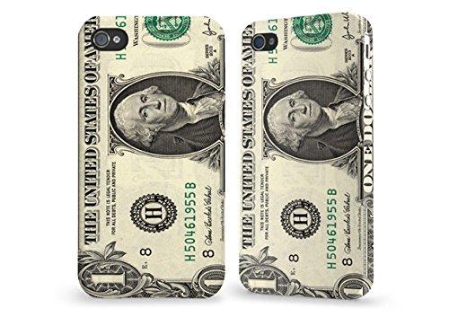 """Hülle / Case / Cover für iPhone 4 und 4s - """"Dollar"""" von caseable"""
