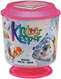 Lee's Kritter Keeper, Medium Round w/Lid and Pedestal, Assorted