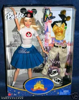 Anniversary 50th Disney - Disney Mouseketeers Barbie 50th Anniversary Doll (2005)