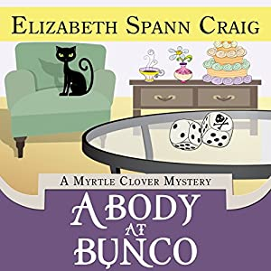 A Body at Bunco Hörbuch