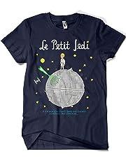 Wonky Star Wars - Le Petit Jedi Men's ComfortSoft Short Funny T-Shirt