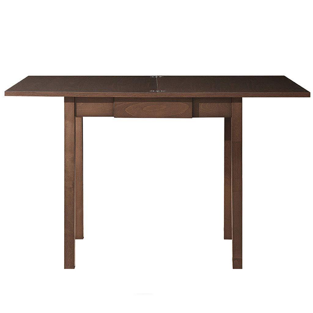 スツール伸縮ビストロカフェテーブル - テーブルを設定しhuoduoduoダイニングテーブル北欧木製キッチンダイニングテーブルと椅子 B07MZ47PX7 Table