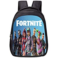 For-tnite Backpack School Bags for Children Kids Bookbags for Boys and Girls 5 L