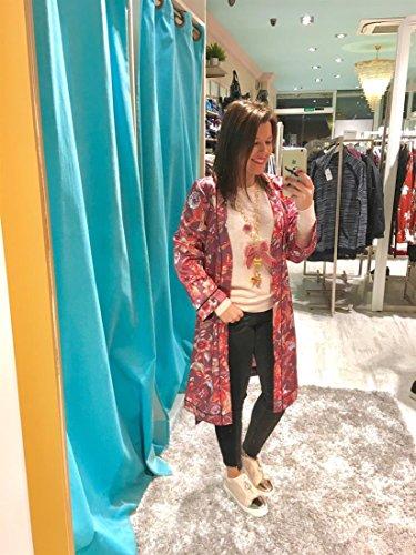 Vila Kimono Lencero Vila Kimono Lencero Multicolor Multicolor q8cgFzWn