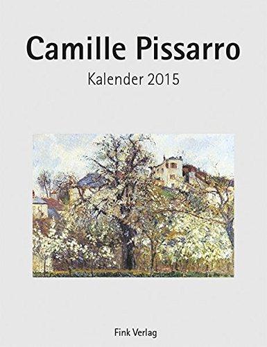 Camille Pissarro: Kunst-Einsteckkalender 2015