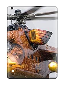 Ipad High Quality Tpu Cases/ Cool Helicopters NEU596BGBA Cases Covers For Ipad Air