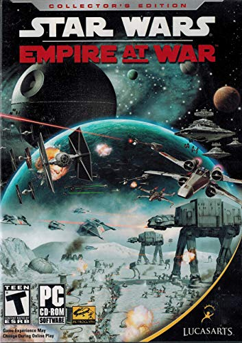 Star Wars: Empire at War Collector's Edition - PC