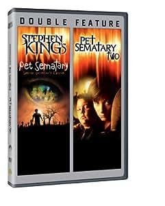 Pet Sematary/ Pet Sematary 2 (DVD) (DBFE)