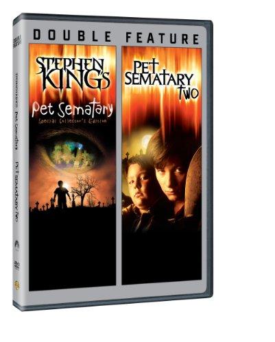 Pet Sematary/ Pet Sematary 2 (DVD) (DBFE) -
