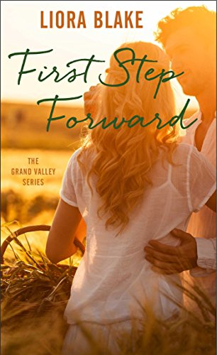 book cover of First Step Forward