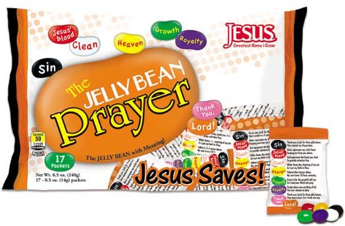 Scripture Candy The Harvest Jelly Bean Prayer