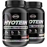 Myotein Premium Protein (2 Pack Choc & Vanilla) – Best Whey Protein Powder / Shake – Hydrolysate, Isolate, Concentrate & Micellar Casein For Sale