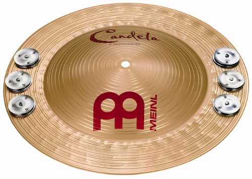 Meinl Percussion CA14PJB Candela Percussion Bell with Jin...